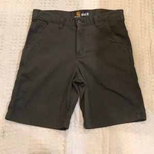 Carhartt shorts. Relaxed for. Size 32